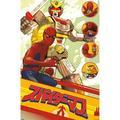 Marvel Television - Japanese Spider-Man - Leopardon Sword Poster