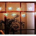AGPTEK 200 LED String Lights Starry Fireworks Lights Hanging Decor fit Christmas,Halloween,Valentine's Day