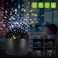 Star Projector Night Light, Baby Starry Ceiling Night Lights Rotating Kids Night Lights for Bedroom 4 Color Options, Projection Lamp for Baby Christmas Birthday Nursery Women Children Kids Baby
