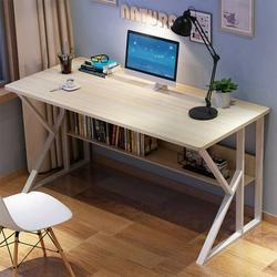 PEZHADA Home Laptop Computer Desk Modern Economic Computer Desk Home Office Table,Corner Home Office Desk Home Garden Furniture