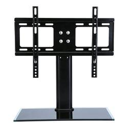 Mgaxyff 26-32in Adjustable Universal TV Stand Pedestal Base Mount Flat Screen TV Bracket,TV Tabletop,TV Table Bracket