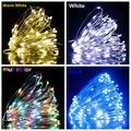 5/10/20M Led Light String Christmas Lighting Outdoor Waterproof Battery Light String Decoration Small Lantern String Light