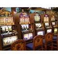 Slot Machine Gambling Casino Vegas Entertainment-12 Inch BY 18 Inch Laminated Poster With Bright Colors And Vivid Imagery-Fits Perfectly In Many Attractive Frames