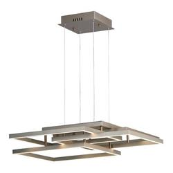 E21516-CHP-ET2 Lighting-Traverse - 112W 1 LED Pendant - 31 Inches wide by 5.75 inches high