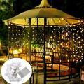 5M Globe String Light, LED Starry Light Fairy Light, Flexible Waterproof LED String Lights, Warm White Fairy Lights, LED Christmas String Lights for Wedding Party, for Bedroom Decor (Battery-powered)