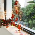 Led Light String Christmas Lights Socks String Lights Battery Lights Shop Layout Lights Outdoor Decorative Lights;Led Light String Christmas Lights Socks String Lights Decorative Lights