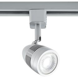 Pro Track 6.5W LED Brushed Nickel Bullet Head for Juno Track System