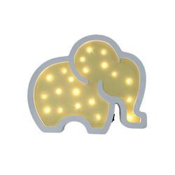 Night Light Elephant Cartoon LED Light Baby Sleeping Wall Lamp Wooden Night Light Gift;Night Light Elephant Cartoon LED Light Baby Sleeping Wall Lamp Wooden Gift