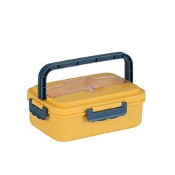 Abody Bento Boxes Lunch Box Leakproof Lunch Box Portable Hiking Encampment Office School Food Container Bento Lunchbox Sushi Portable Food Container Workers Student 800-1000ml