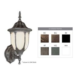 Trans Globe Lighting 4040 1 Light Up Lighting Outdoor Small Wall Sconce From The Outdoor