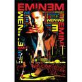 "Trends International Eminem Black Light Poster 23"" x 35"""