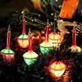 7 Count Color Christmas Bubble Lights - 6.6ft UL-Listed Vintage Christmas String Lights for Christmas Tree Lighting Decor, Indoor, Wreath, Garland, Xmas, Party, House, Christmas Decorations