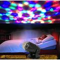 Electrical 14215 LED Rotating Spot Light. Kids' room Night Light, Party, Christmas, Halloween Indoors Projector Light . Product Size: 6.1 x 5.7x9.44.
