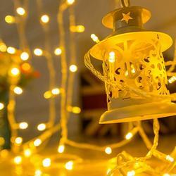 Outdoor String Lights LED Garland String Fairy Light Christmas Light Holiday Wedding Party;Outdoor String Lights LED Garland String Fairy Light Christmas Light