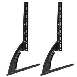Garosa Table TV Stand, Desktop TV Bracket,26~37inch Flat Screen TV Stand Adjustable Height Desktop Table Top Mount Bracket Holder