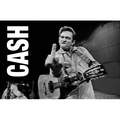 "Johnny Cash - Cash Poster - 17.5"" x 11.5"" Laminated"