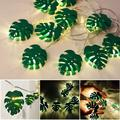 LED Bed Light 6.56 Foot Garlands Creative 10 LED Pendant Lights Decor String Lights LED String Lights