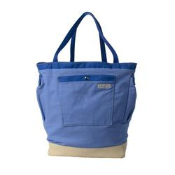 Beachy Diaper Bag and Backpack, Coastal Sky Blue