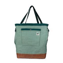 Beachy Diaper Bag and Backpack, Tropical Green