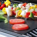 1PCS Outdoor Barbecue Non-stick Barbecue Mat Oven Gasket