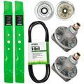 8TEN Blade Spindle Belt Idler Kit for John Deere 42 inch L100
