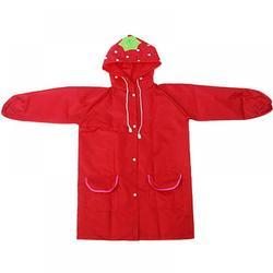 Brand Clearance! Waterproof Coats Unisex Kids Poncho Funny Lightweight Cartoon Rain Suit Hooded Rain Jacket Girl Raincoat Boy