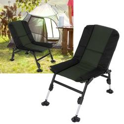 Fosa Portable Outdoor Folding Chair, Outdoor Lounge Chair Lightweight Folding Chair for Camping Beach Garden Fishing, Folding Lounge Chair