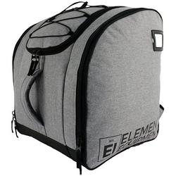 Element Equipment Boot Bag Deluxe Snowboard Ski Backpack (Heather Grey/Black)