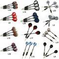 3pcs game professional 22g anti-fall full metal darts needle sports darts set stainless steel iron darts toy gifts