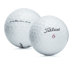 36 Titleist ProV1x 2016 AAAA Near Mint Used Golf Balls with Tote Bag