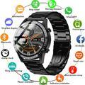 New Smart Watch Men Full Touch Screen Sports Fitness Watch IP68 Waterproof Bluetooth Watches Health Monitor Information Call Reminder Smart watch relogio smart watch