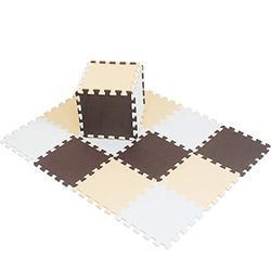 Baby Play MAT Game MAT Floor Tile Foam Pads Foam Kids Kid Rug Tile Flooring Baby Floor MAT Crawling MAT Interlocking MATS Baby Gym Mat Gym Flooring Mat Puzzle Exercise Mats SCDW101106110G301018