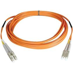 Tripp Lite Duplex Multimode 62.5/125 Fiber Patch Cable (LC/LC), 2M (6-ft.)(N320-02M) Orange, Product Type:Electronic Cable By Visit the Tripp Lite Store