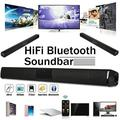 New Wireless Bluetooth Soundbar Hi-Fi Stereo Speaker Home Theater TV Strong Bass Soundbar Subwoofer,with/without Remote Control