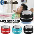 BT10 Outdoor mini Bluetooth Speakers HIFI Shocking Subwoofer HD Noise Reduction Hands-free Calling for Smartphone PC Laptop