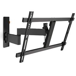 Vogel's Wall 3345 Full-Motion TV Wall Mount for 40-65 inch TVs Max. 66 lbs (30 kg) Swivels up to 180º Tiltable TV Wall Mount Max. VESA 600x400 Universal Compatibility, Black (Wall 3345 B)
