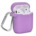 Silicone Earbud Case with Clip-on