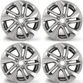 """""""SET OF 4 17"""""""" 17x7.5 Alloy Wheels For HONDA ACCORD 2018-2020 SILVER OEM Quality Replacement Rim 64125"""""""