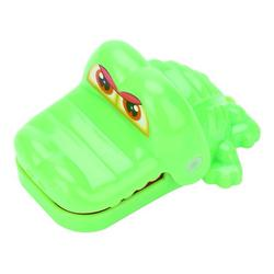 Tebru Cartoon Crocodile Toy, Cute Cartoon Crocodile Mouth Bite Fingers Toy Funny Family Games Play Kids Toys Gift, Game Toy