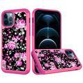 Designer Series TotalDefense Hybrid Case for iPhone 12 Pro Max - Roses