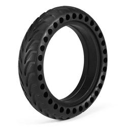 Tomshine Solid Tires 8.5 Inches Electric Scooter Wheels Replacement Tyre for M365 Explosion-Proof Front or Rear Honeycomb Tire