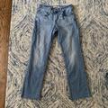 Levi's Pants & Jumpsuits   High Waisted Straight Leg Levi Jeans   Color: Blue   Size: 4