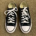 Converse Shoes   Converse Chuck Taylor All Star Black Low Top Shoes   Color: Black   Size: 7