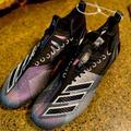Adidas Shoes   Adidas Men'S Adizero 8.0 Football Shoe   Color: Black   Size: 12