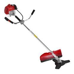 ihometea Petrol Garden Brush Bush Cutter 52cc Grass Trimmer Strimmer Lawn Mower in Red, Size 7.87 H x 49.21 W x 11.81 D in   Wayfair