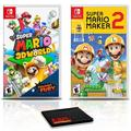 Super Mario 3D World + Bowser's Fury with Super Mario Maker 2 - Nintendo Switch