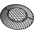 """Dongftai CH83E Cast Iron Cooking Grate for Weber 8835 and 22.5"""" Weber charcoal grills: One-Touch Silver, Bar-B-Kettle, Master-Touch, Bar-B-Kettle Performer and One-Touch. And 22.5-inch charcoal Smoker"""