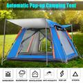 6-7 Person Camping Tent Automatic PopUp Tent Folding Tent Waterproof Anti-UV Travel Outdoor Hiking Beach Fishing Picnic With Carry Bag
