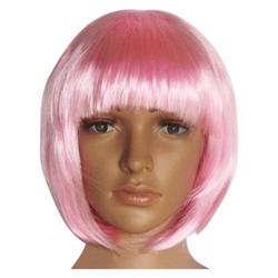 Yejaeka Halloween Fashion Cosplay Short Straight Hair Wig Anime Party Cosplay Full Wigs
