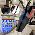 Handheld Vacuum Cleaner, Hand Vacuum Cordless Rechargeable Pet Hair Vacuum, Car Vacuum Cleaner Dusts Busters for Home and Car Cleaning